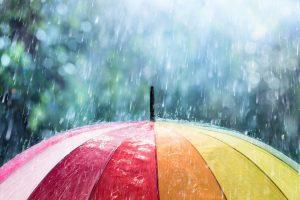 Toukokuu oli poikkeuksellisen sateinen