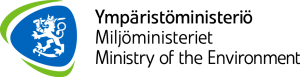Ympäristöministeriö - logo