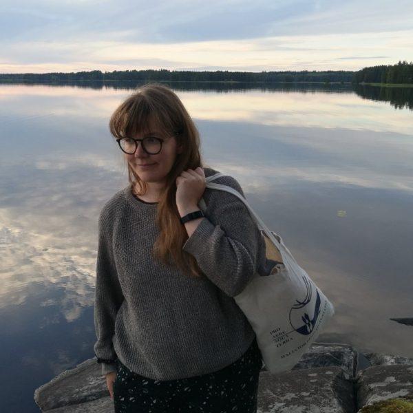 Anniina Takala Pohjois-Pohjanmaan ELY-keskus