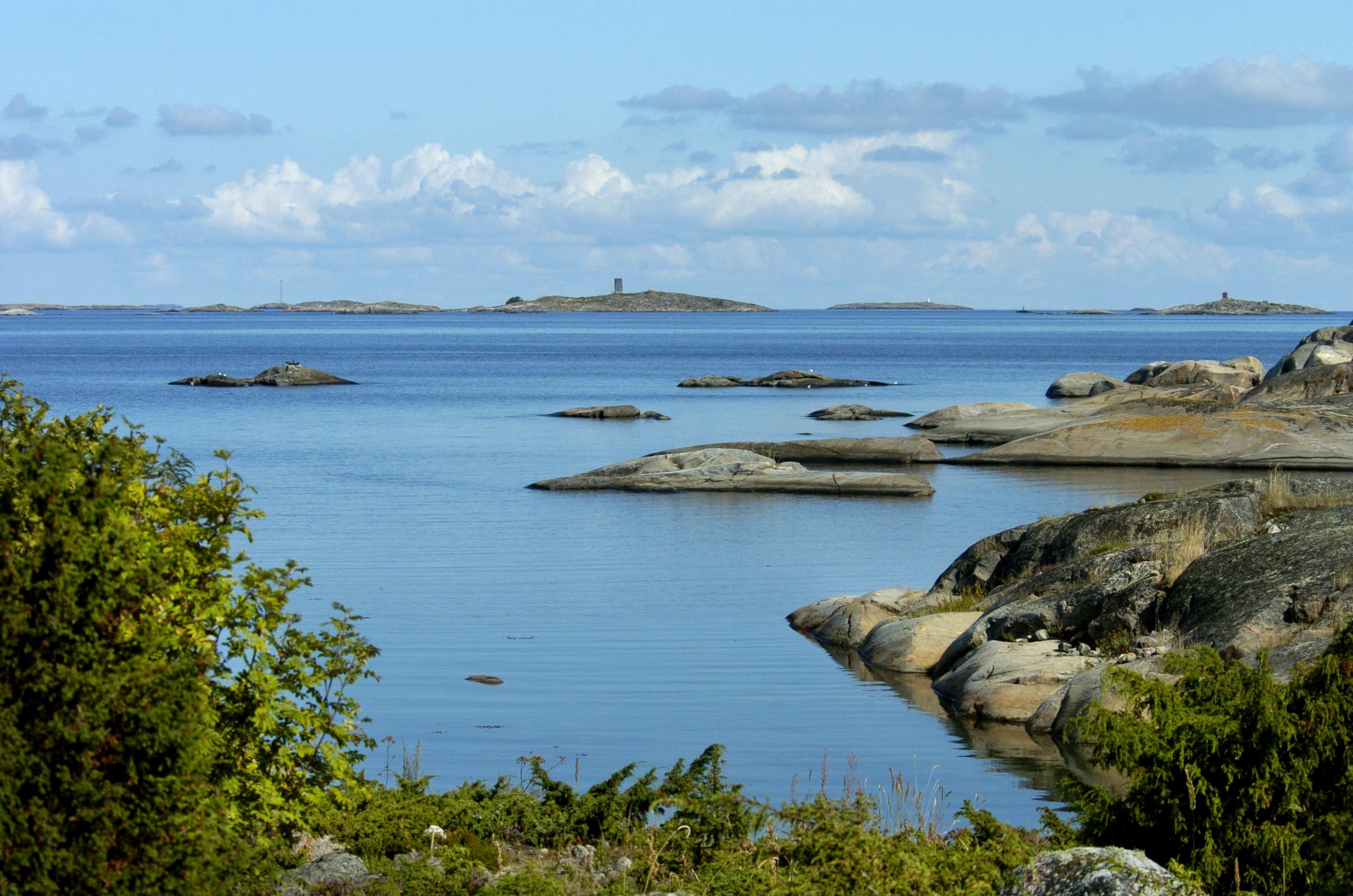 Kesäinen saaristo