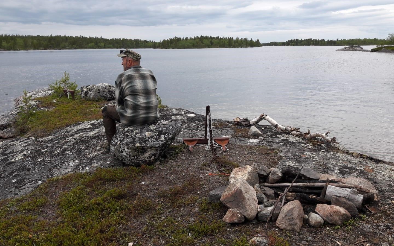 Timo Yrjänä Inarilla